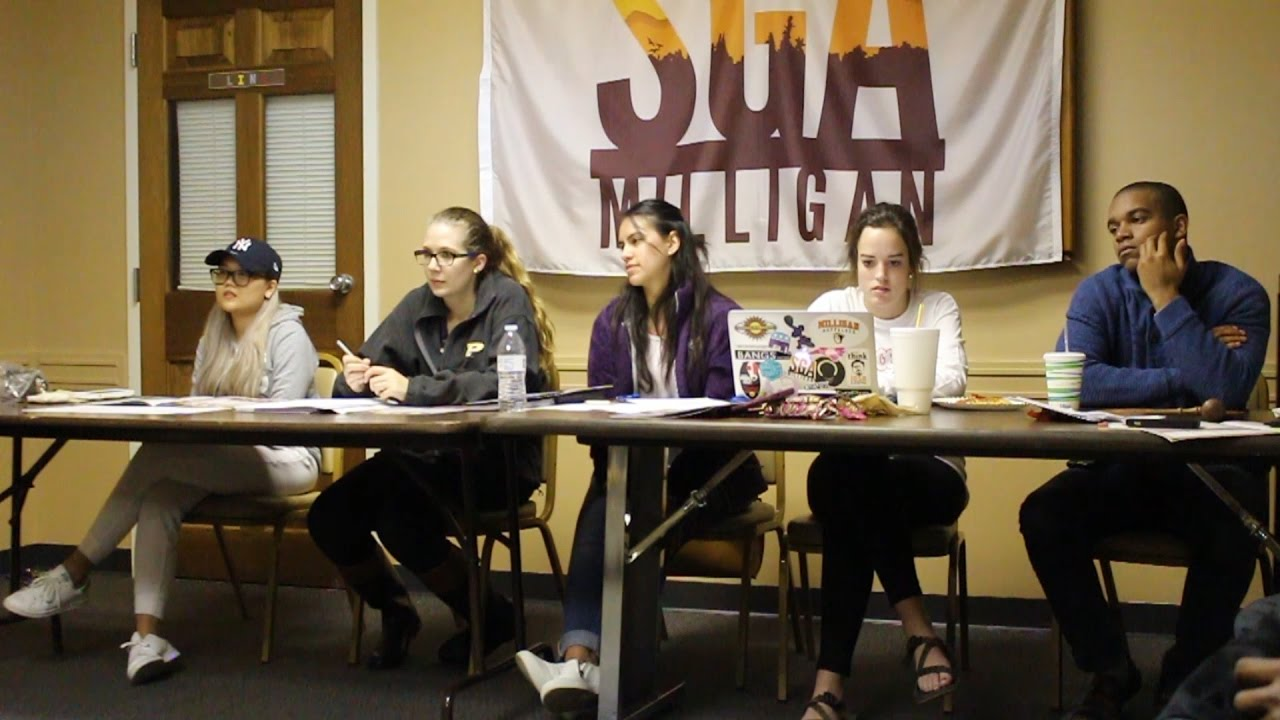 Sga Execs Change That Big Party Name Without Senate